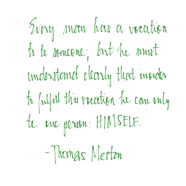 Happy 100th Birthday Thomas Merton!
