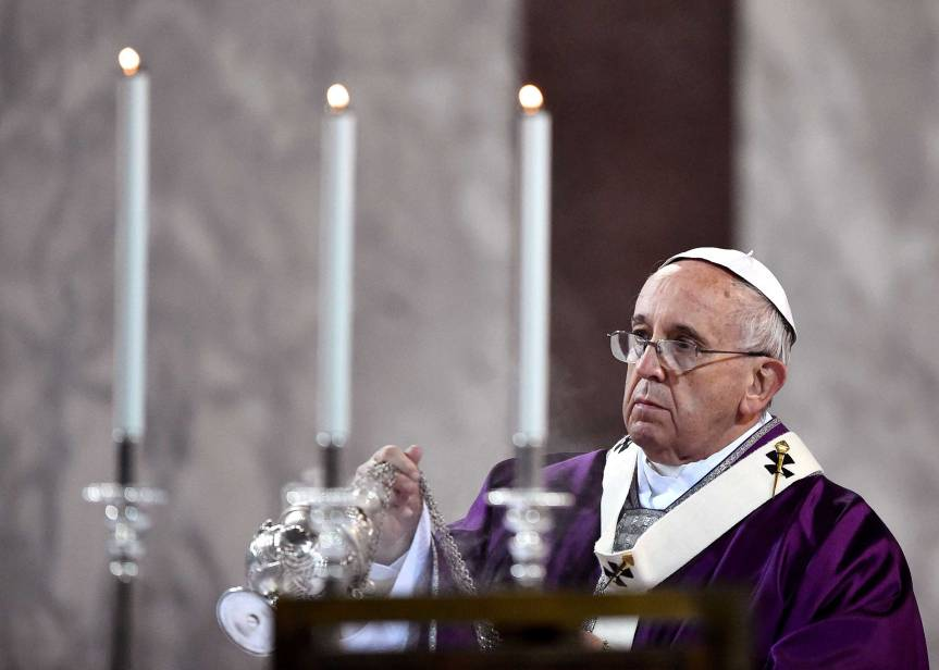Pope Francis' Guide to Lent: What You Should Give Up ThisYear
